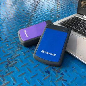 Transcend 4TB USB 3.1 Gen 1 SJ25H3B StoreJet 25H3B Rugged Externe Festplatte TS4TSJ25H3B