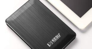 KESU-Ultra-Slim-1TB-Externe-Tragbare-Festplatte-25-Zoll-USB-3.0